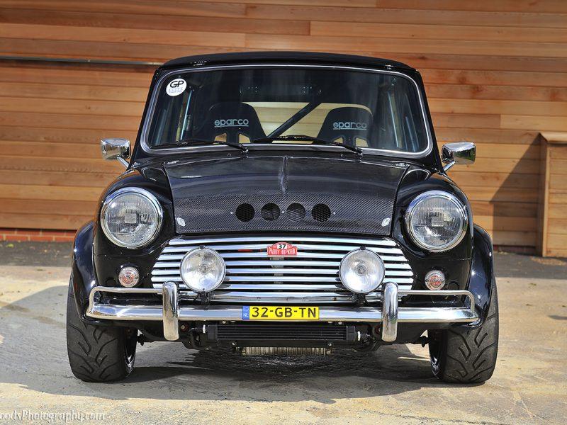 Mini Cooper 7-poort
