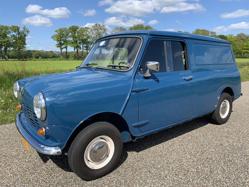 Austin Mini VAN | 1982