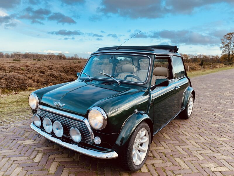 Mini British Open 2000